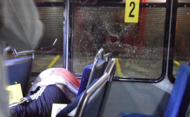 Se resiste a un asalto y lo asesinan en transporte de la GAM