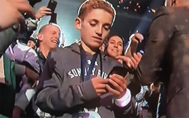 ¿Quién es el niño del Super Bowl del que todos hablan?