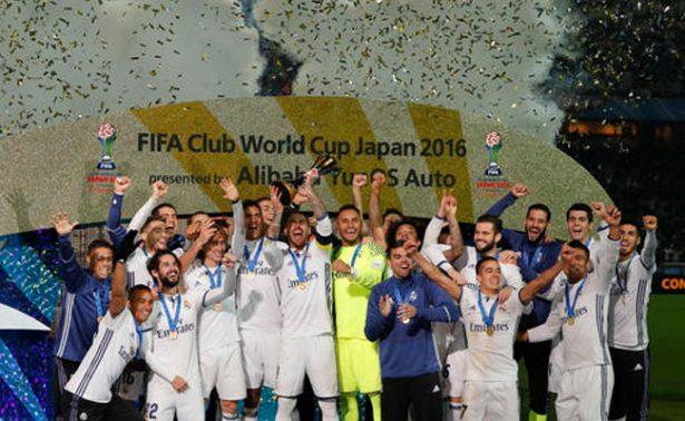 ¡Real Madrid lo hace! y se lleva el Mundial de Clubes