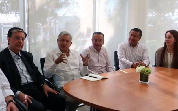 Expanistas encabezan Consejo Asesor Electoral de AMLO