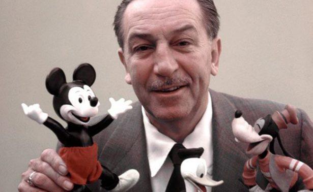 Walt Disney el genio creado que fue tildado de loco