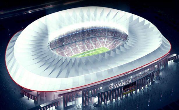 Atlético de Madrid anuncia el nombre de su nuevo estadio