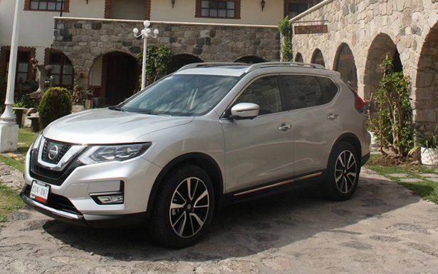 Amplitud para la familia con Nissan X-Trail