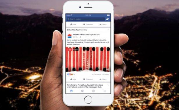 Conoce la nueva opción de Live Audio para Facebook