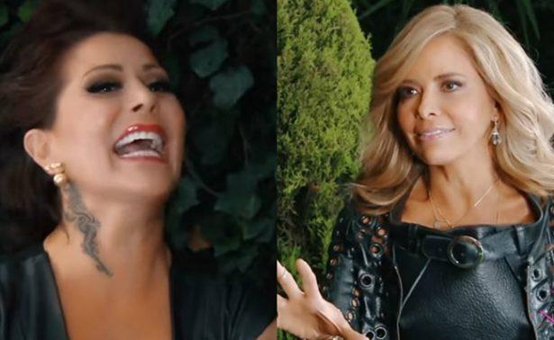 Alejandra Guzmán y Gloria Trevi se dicen sus verdades