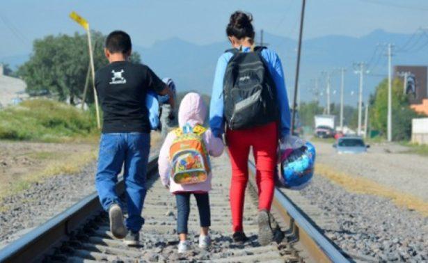 Atienden a más de 2 mil 600 niños repatriados