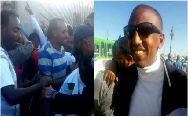Etiopía libera al periodista Eskinder Nega tras siete años de cárcel