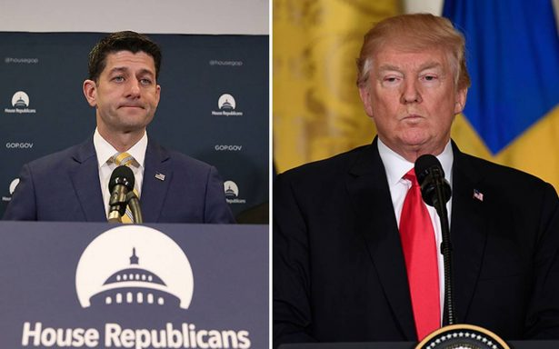 Republicanos piden en carta a Trump reconsiderar plan sobre aranceles