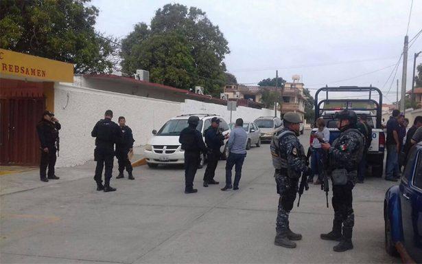 Escuela de Tampico registra amenaza de bomba