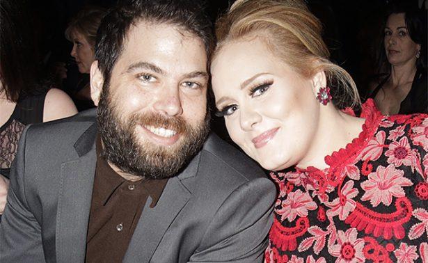 Adele y Simon Konecki, ¿se casan en secreto?