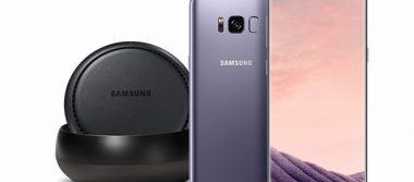 Samsung presenta Galaxy S8 en México; su precio ronda los 18 mil pesos