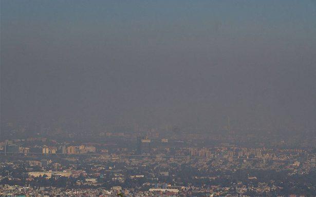Reportan mala calidad del aire en Ecatepec