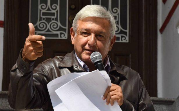 López Obrador ganará el 40% del sueldo que recibe Peña Nieto