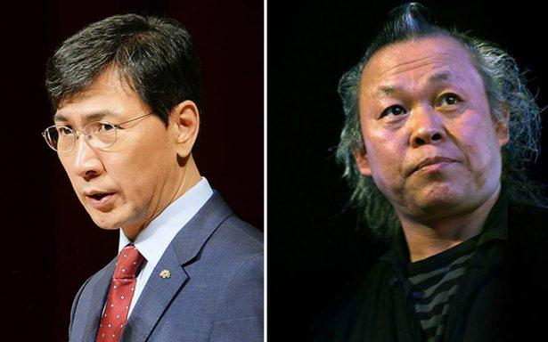 Surcoreanas alzan la voz con #Metoo: desenmascaran a político y cineasta