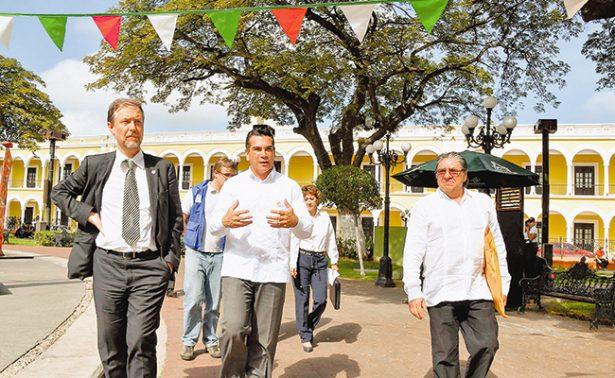 Se reunió Moreno Cárdenas con representante de ONU
