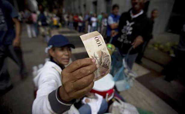 Tras salida de bolívares, venezolanos se quedan a la espera de nueva familia de billetes