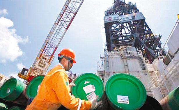 2.1 millones de barriles de crudo al día, a noviembre, produjo Petróleos Mexicanos