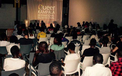 Policía cierra festival de cine en Uganda por proyectar 'películas gays'