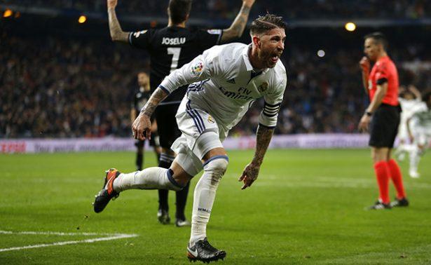 De último minuto Ramos da victoria al Real Madrid