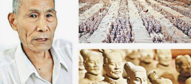 Muere arqueólogo chino que descubrió ejército de terracota