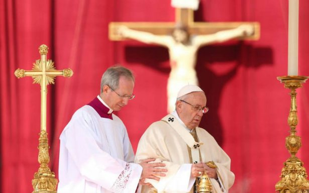 "Papa condena uso de ""instrumentos de exterminio"" contra población siria"