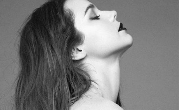 El desnudo que la actriz Camila Sodi ¡sí quiere que veas!