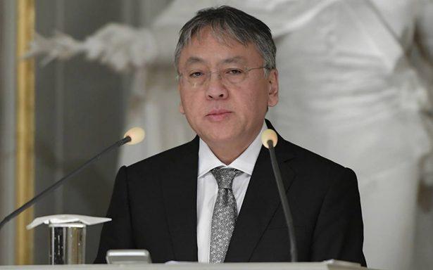 Kazuo Ishiguro recibirá el Nobel de Literatura