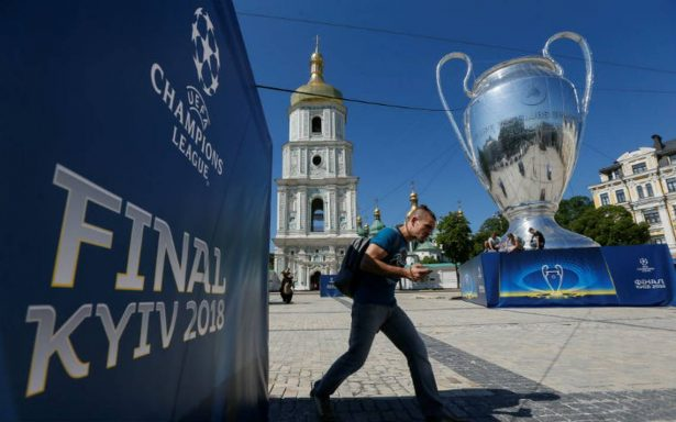 Ucrania advierte sobre ciberataque masivo antes de la final de la Champions