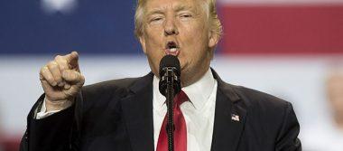 Donald Trump, sin recursos para construir el murofronterizo