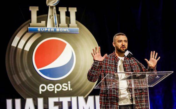 Lo que Justin Timberlake prepara para el medio tiempo del Super Bowl