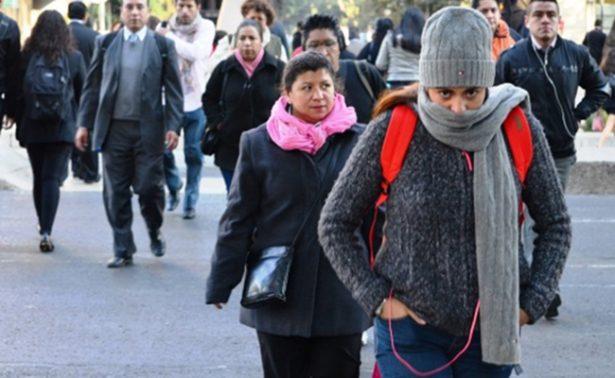 Se espera descenso de temperatura por frente frío número 10: SMN