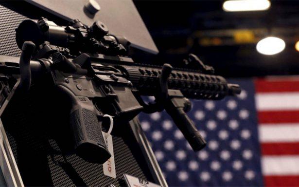 Walmart ya no venderá armas a menores de 21 años