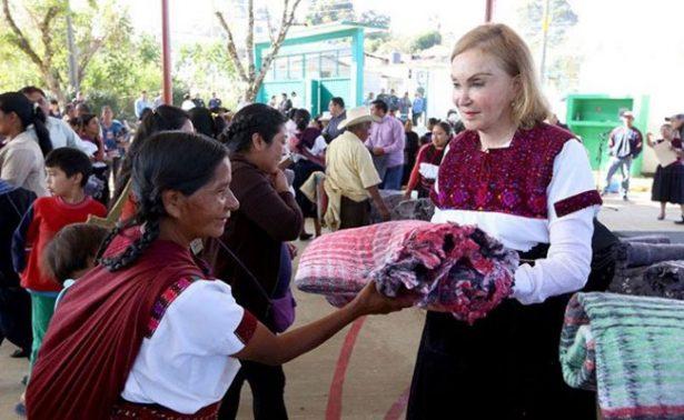 Leticia Coello de Velasco deja cargo en DIF Chiapas