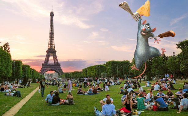 ¿Una pesadilla llegada de la Edad Media? Las ratas invaden a París