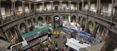 Llega la 39 edición de la Feria Internacional de Libro de Minería a la CDMX