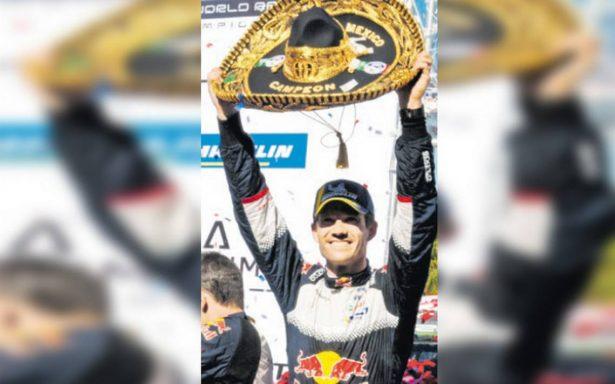 Sebastien Ogier domina en el Rally Guanajuato 2018 y gana su cuarto título