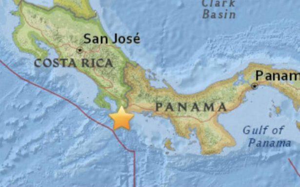 Sismo de magnitud 5.2 sacude zona fronteriza de Costa Rica y Panamá