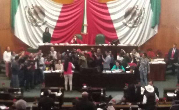 Revoca Congreso de Morelos el mandato de Cuauhtémoc Blanco