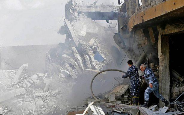 Siria evacuó antes sus bases militares gracias a una advertencia de Rusia