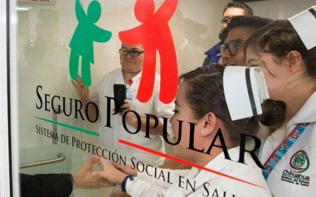 Adiós al Seguro Popular, gobierno electo renovará el Sistema Nacional de Salud
