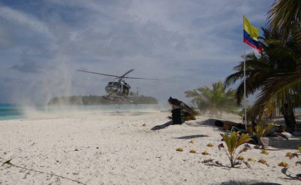 Cinco sobrevivientes de accidente aéreo en Colombia