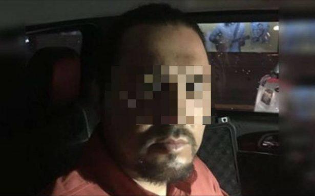 """Trasladan a """"El Z43"""", líder de Los Zetas, al penal del Altiplano"""