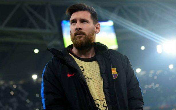Messi pone en duda su retiro en Newell's Old Boys, el club de su infancia