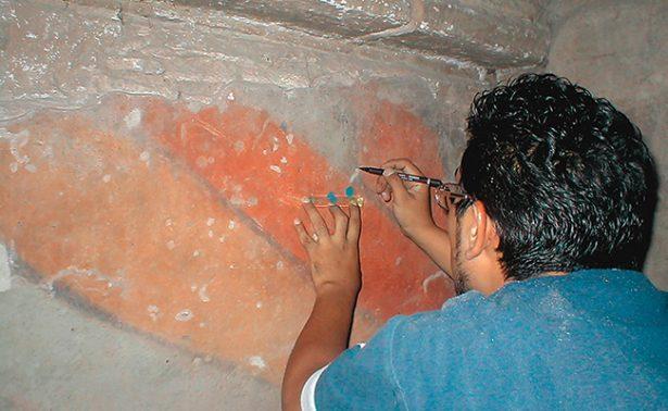 Zonas con arte rupestre expuestas al vandalismo y al grafiti
