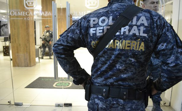 Arriba Gendarmería a Villahermosa