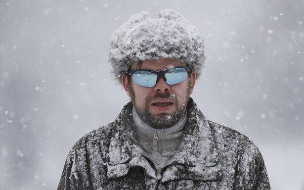 Europa se congela y deja 48 muertos por ola de frío siberiano