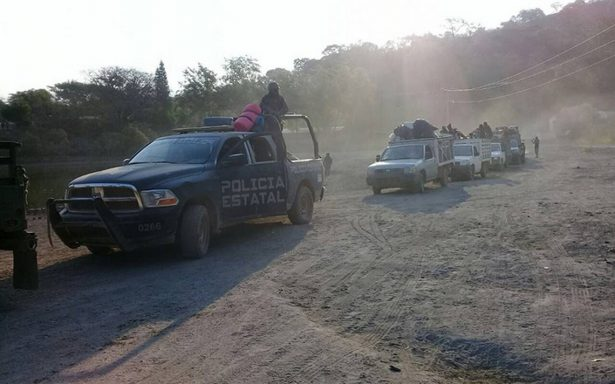Comunidades enteras han sido desplazadas por violencia en Guerrero