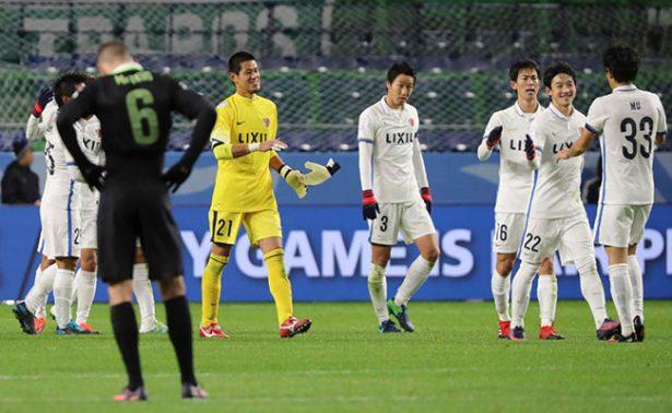 El Kashima frustra el sueño del Atlético Nacional en el Mundial de Clubes