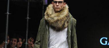 Galo Bertín, que presentó la colección Fall-Winter 17