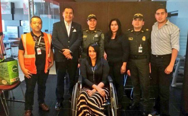 Última sobreviviente de accidente del Chapecoense regresa a casa